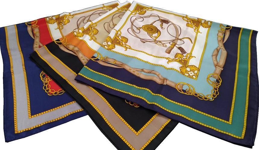 日本製スカーフ